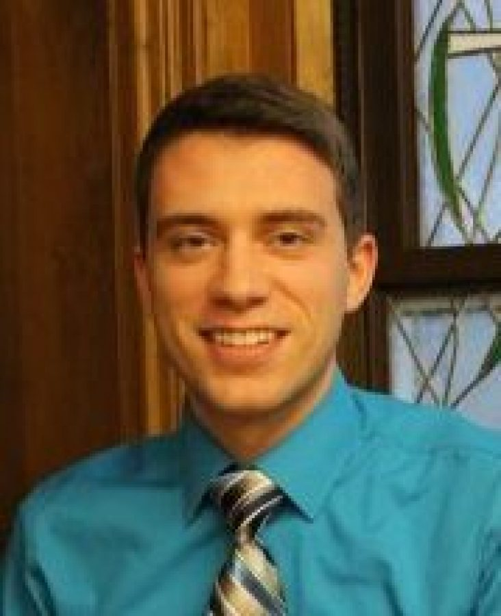 Pastor Sam Rodebaugh